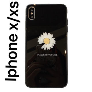 ピースマイナスワン(PEACEMINUSONE)のIphone x/xs 対応ケース ジヨン デイジー(iPhoneケース)