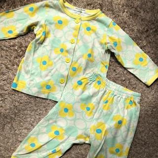 アンパサンド(ampersand)のampersand 女の子パジャマ 80(パジャマ)
