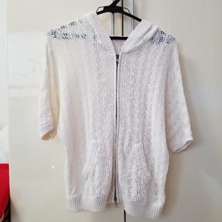 リズリサ(LIZ LISA)のリズリササマーニット(カットソー(半袖/袖なし))