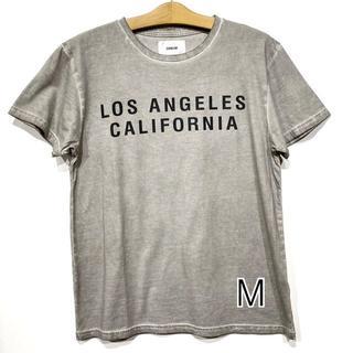 イーブンフロー(evenflo)の EVEN FLOW イーブンフロウ ヴィンテージ加工 半袖Tシャツ(Tシャツ/カットソー(半袖/袖なし))