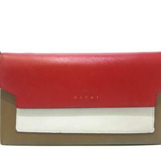 マルニ(Marni)のMARNI(マルニ) 財布 - レザー(財布)