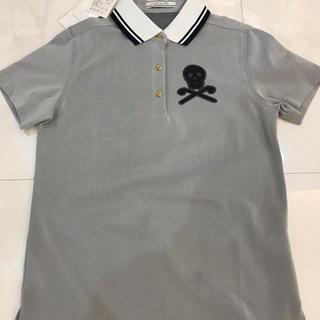 マークアンドロナ(MARK&LONA)のマークアンドロナ レディース ポロシャツMサイズ(ウエア)
