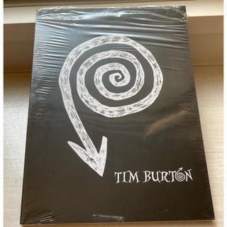 TIM BURTON ティム・バートンの世界 オフィシャルグッズ ポストカード(絵画/タペストリー)