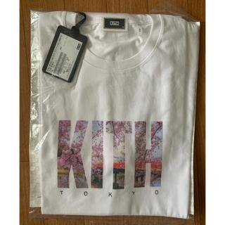 シュプリーム(Supreme)のKITH Tokyo Landmark Tee -White(Tシャツ/カットソー(半袖/袖なし))