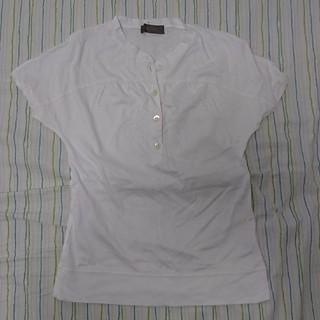 デプレ(DES PRES)のデプレ 白シャツ(シャツ/ブラウス(半袖/袖なし))