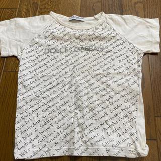 ドルチェアンドガッバーナ(DOLCE&GABBANA)のドルチェアンドガッパーナ 半袖(Tシャツ(半袖/袖なし))