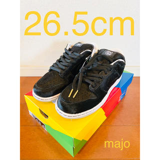 ナイキ(NIKE)のNike SB Dunk Low OG QS Medicom Toy 26.5(スニーカー)