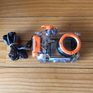 カシオ(CASIO)の防水カメラケース(コンパクトデジタルカメラ)