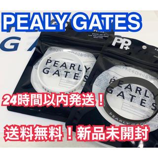 パーリーゲイツ(PEARLY GATES)の新品パーリーゲイツ 虫除けラバーバンド ネイビー ホワイト 二本セット ブレス(その他)