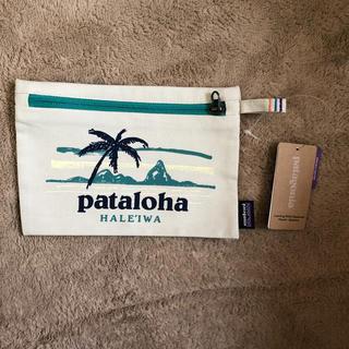 パタゴニア(patagonia)のpatagonia pouch haleiwa ハワイ限定(ポーチ)