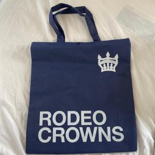ロデオクラウンズ(RODEO CROWNS)のRODEOCROWNS ロデオクラウンズ ショッパー 袋(ショップ袋)