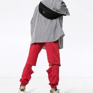 バレンシアガ(Balenciaga)のBALENCIAGA Zip Panel Straight Leg Pants(ワークパンツ/カーゴパンツ)