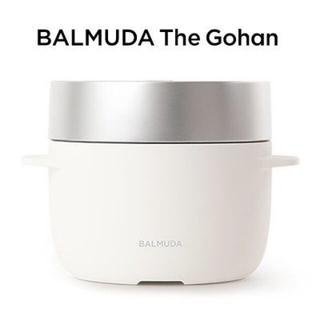 BALMUDA - 【未使用品】バルミューダ K03A-WH  BALMUDA ホワイト 保証書付き