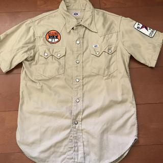 フェローズ(PHERROW'S)の売切り価格!フェローズ半袖シャツ美品❤︎送料込み(シャツ)