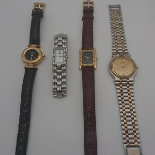 グッチ(Gucci)の時計4本 GUCCI FENDI 腕時計(腕時計)