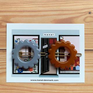 ロンハーマン(Ron Herman)の新品 kanel  カネル ヘアピン フラワーコレクション DAISY(ヘアピン)