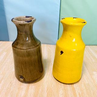 アクタス(ACTUS)のダルトン VASE フラワーベース 花瓶(花瓶)