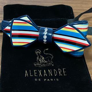 アレクサンドルドゥパリ(Alexandre de Paris)のアレクサンドルドゥパリ バレッタ(バレッタ/ヘアクリップ)