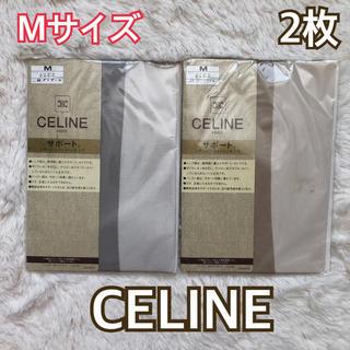 セリーヌ(celine)のストッキング セリーヌ サポート シアーパンティストッキング M 2枚(タイツ/ストッキング)