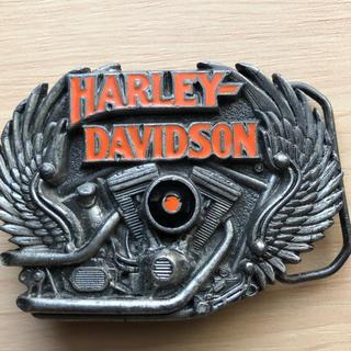ハーレーダビッドソン(Harley Davidson)のバックル 値下げ中!(ベルト)