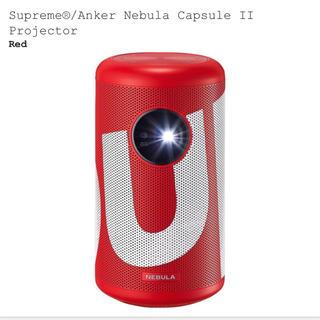シュプリーム(Supreme)の20FW Anker Nebula Capsule II Projector(プロジェクター)