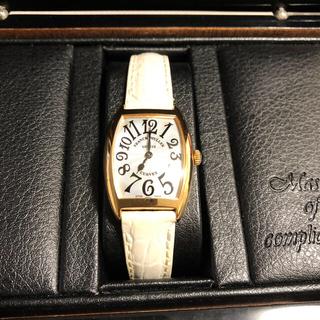 フランクミュラー(FRANCK MULLER)のFRANK MULLER トノーカーベックス(腕時計)