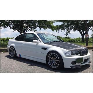 ビーエムダブリュー(BMW)のBMW E46 M3 希少6速マニュアル美車 車検 令和4年8月28日迄 2年付(車体)
