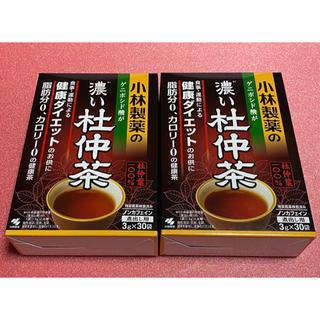 コバヤシセイヤク(小林製薬)の小林製薬 濃い杜仲茶  3g×30袋×2箱(健康茶)