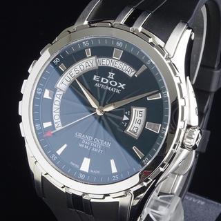 エドックス(EDOX)の◆コバージュ様専用◆EDOXエドックス 新品 メンズ時計 グランドオーシャン(腕時計(アナログ))