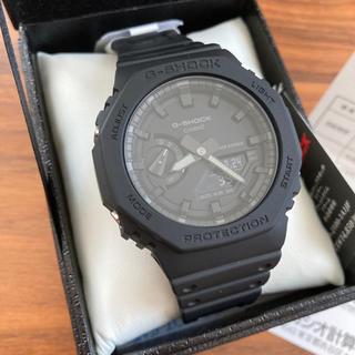 ジーショック(G-SHOCK)の【新品未使用】GA-2100-1A1JF (腕時計(デジタル))