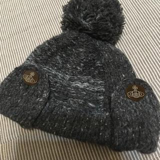 ヴィヴィアンウエストウッド(Vivienne Westwood)のヴィヴィアンウエストウッドニット帽(ニット帽/ビーニー)