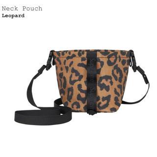 シュプリーム(Supreme)のsupreme NECK POUCH leopard(ショルダーバッグ)