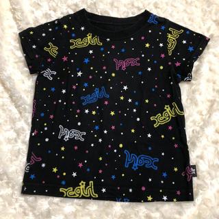 エックスガール(X-girl)の【エックスガール】Tシャツ 100センチ(Tシャツ/カットソー)