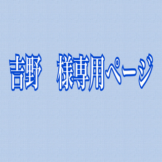 吉野 様専用ページ(漬物)