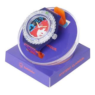 ヒステリックグラマー(HYSTERIC GLAMOUR)のヒステリックグラマー 腕時計 メンズ(腕時計(アナログ))