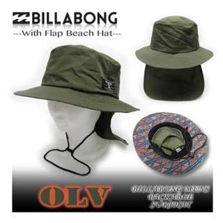 ビラボン(billabong)のBILLABONG ビラボン メンズ 水陸両用 サーフハット サファリハット(サーフィン)