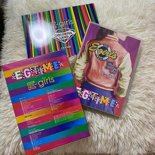 イーガールズ(E-girls)のE-girls ライブDVDセット(国内アーティスト)