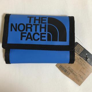 ザノースフェイス(THE NORTH FACE)の【新品、未使用】The North Face ノースフェイス 財布 ウォレット (折り財布)