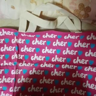 シェル(Cher)の新品未使用のシェルのエコバックですお値下げしました(エコバッグ)