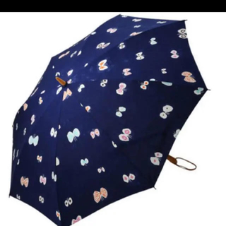 ミナペルホネン(mina perhonen)の今日だけ値下げ!!新品ミナペルホネン日傘 折りたたみ(傘)