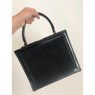 ジャンニヴェルサーチ(Gianni Versace)のレア GIANNI VERSACE ハンドバック 上品(ハンドバッグ)