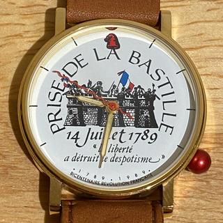 アランシルベスタイン(Alain Silberstein)のAlain Silberstein 1789-1989 フランス革命 レアモデル(腕時計(アナログ))
