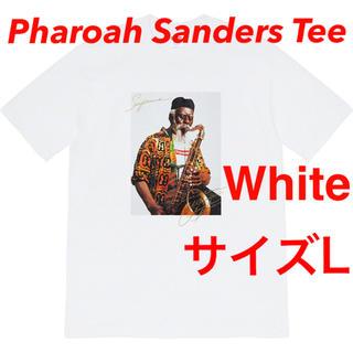 シュプリーム(Supreme)の新品20AW Supreme Pharoah Sanders Tee Lサイズ(Tシャツ/カットソー(半袖/袖なし))