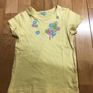 ハッカキッズ(hakka kids)のハッカキッズ   Tシャツ サイズ0 hakka kids(Tシャツ/カットソー)