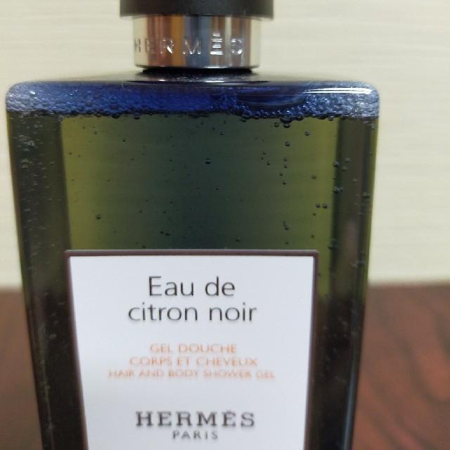 Hermes(エルメス)のエルメス ヘア&ボディシャワージェル コスメ/美容のボディケア(ボディソープ/石鹸)の商品写真