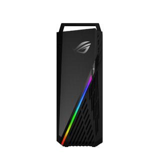 エイスース(ASUS)のゲーミングデスクトップパソコン ROG Strix G15DH スターブラック(デスクトップ型PC)