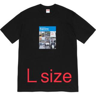 シュプリーム(Supreme)のSupreme verify tee 黒L(Tシャツ/カットソー(半袖/袖なし))