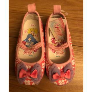 バンダイ(BANDAI)の新品 タグ付き プリキュア 靴 16(スニーカー)