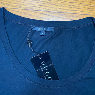 グッチ(Gucci)のGUCCI Tシャツ 【未使用新品】(Tシャツ(半袖/袖なし))