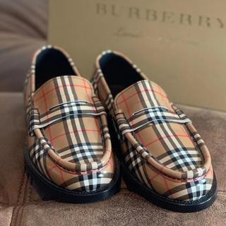 BURBERRY - BURBERRY バーバリー 靴